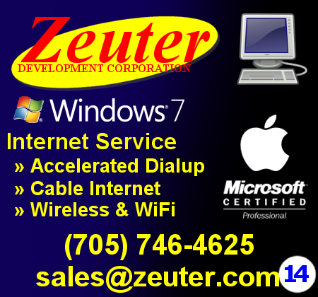 Zeuter Development Corporation - Internet, Brochures, Webpages, Computer Sales & Service